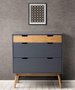 Drawer cabinet storage