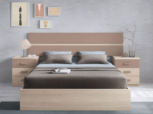 adult bed king size queen size modern