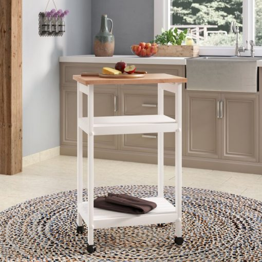 microwave stand kitchen cart