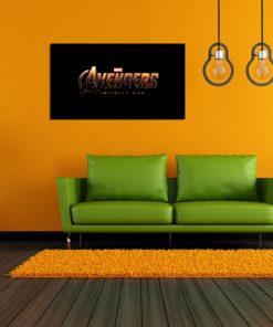Avengers design art wall diplay
