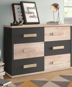 6 unit cesht drawer cabinet
