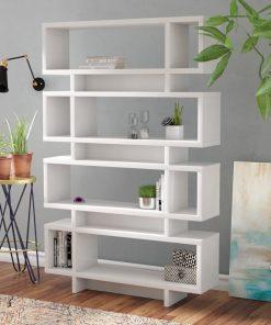 bookshelf storage and cabinet