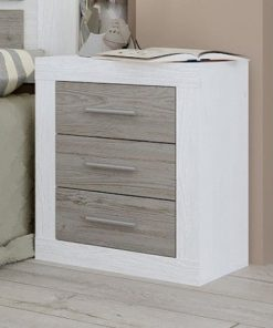 bedside cabinet 3 drawer nice cute 2020 small rooms
