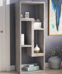 bookshelf corner shelf storage cabinet