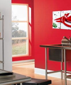 red pepper kitchen display