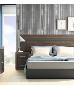 adult bed brown and grey king size queen size