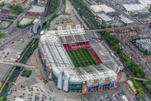England_Old_Trafford_Manchester_United_From_above
