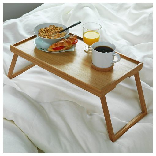 overbed table breakfast table