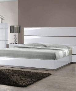 all white grey adult bed king size and queen size