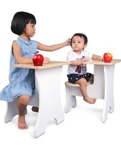 Kids study table and chair writing eating multipurpose