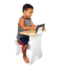 multipurpose kids chair and table writing study desk