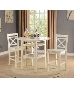 round table 2 seater dining set outdoor