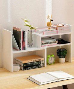 table top book organizer
