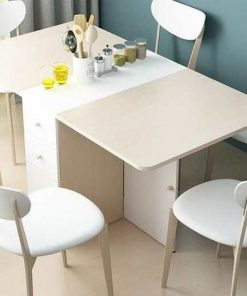 multipurpose cart kitchen desk top table collapsible