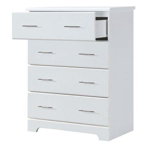 storage super gloss chest drawer