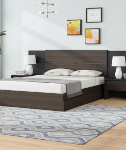 Adult multifunctional bed