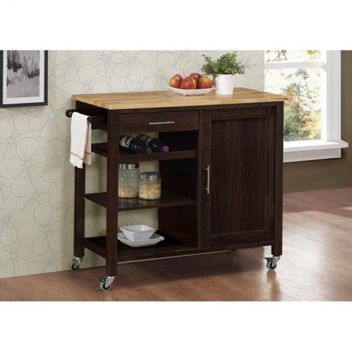 kitchen cart storage mini kitchen