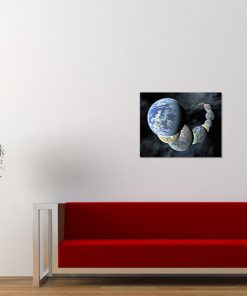 planets all nature art picture
