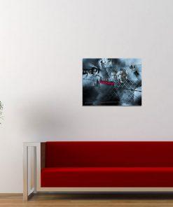prison break picture wall display