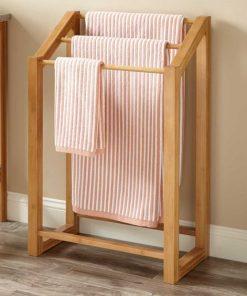 towel hand rack rug kitchen bathroom washroom