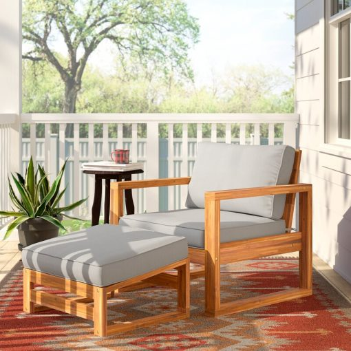 outdoor couch ottoman