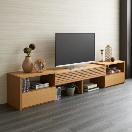 Extensible TV stand