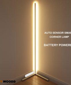 battery powered Led corner light smart auto sensor