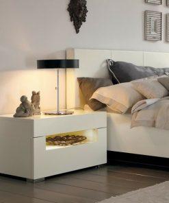 smart bedside cabinet