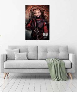 human image art wall display