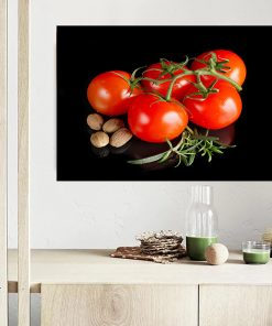 tomatoes picture wall kitchen wall display