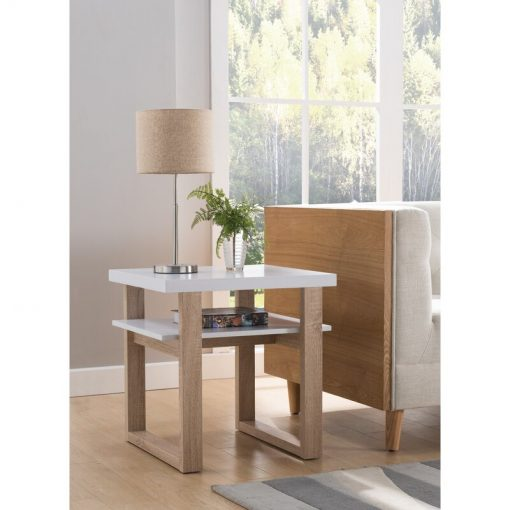 super cute and simple outdoor and indoor coffee side end table