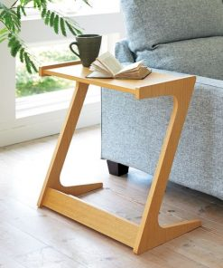 z shaped clone coffee table side