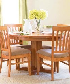 dining round table 4 seater
