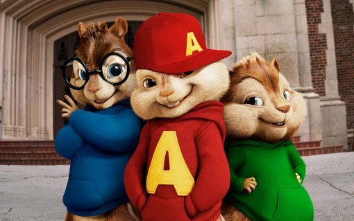 Alvin and the chip monks cartoons kids