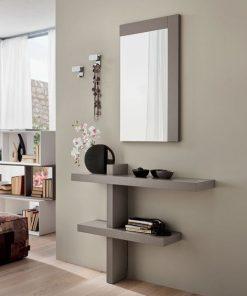 grey ash dressing mirror