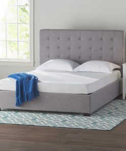 adult material bed king size queen size
