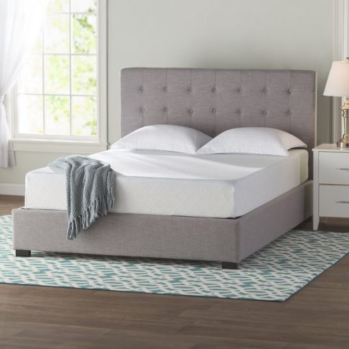 queen size bed material