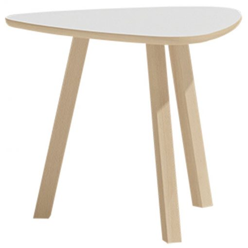 white center centre table