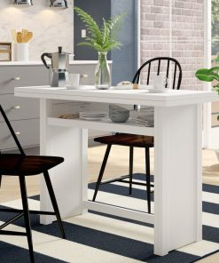 extendable dining table convertible table