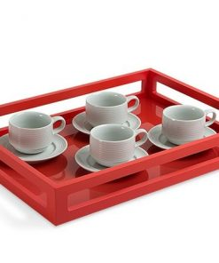 Red Wine Serving Tray
