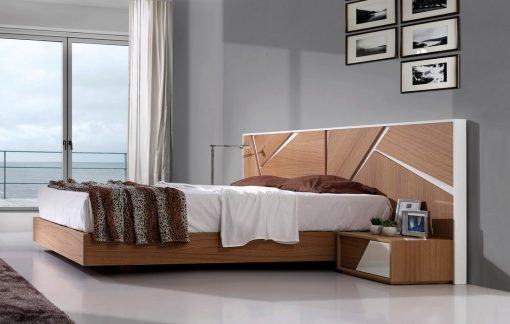 Adult master bed king size queen size