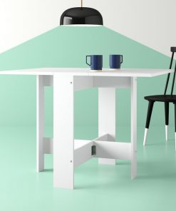 small space saving kitchen table