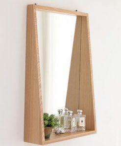 simple dressing mirror washroom bathroom bedroom single room
