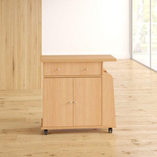 coffee light brown kitchen cabinet