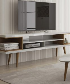 """white gloss shiny tv stand 43"""" 49"""" 50"""" 60"""" 79"""" 80""""inches"""