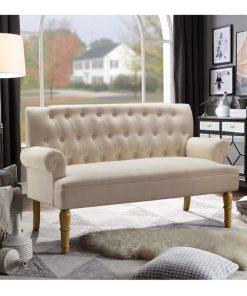 cream colour color couch rest