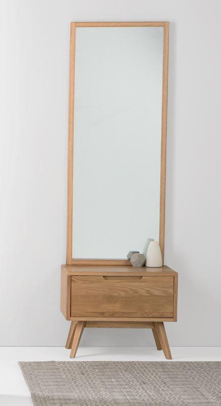 traditional dresser mirror