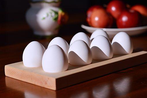 egg holder rack