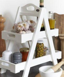 Kitchen grocery organizer