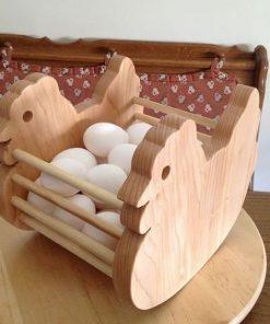 egg storage organizer
